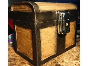 Simple Treasure Chest