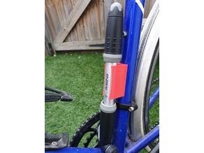 Topeak pump frame mount