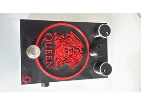 May Queen pedal