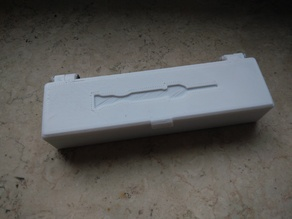 Hand drill box
