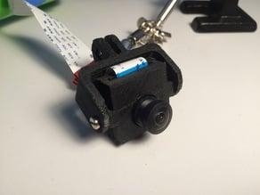 Case for Raspberry Pi Camera Module Board 5MP 160° for GoPro Mount