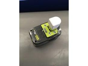 Ryobi One+ Battery Cap
