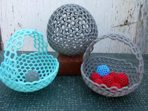 Baskets Made of Hexagons