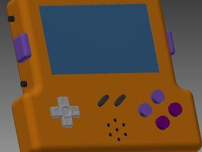 Raspberry Pi Handheld gaming device (Portable Pi, MAME)