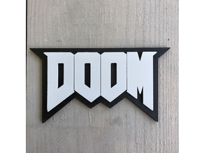 Magnetic Doom Logo
