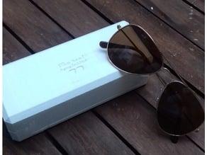 sunglasses box