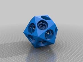 Hyper D20 Based on Turner's Cube