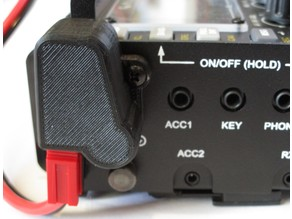 KX3 Powerpole Adapter (for radios with external heat sinks)