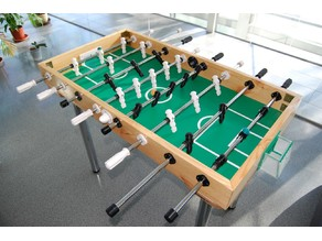 Foosball table accessories