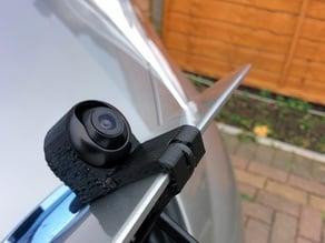 Nissan Leaf: Front camera mount