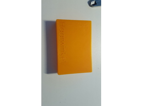 Haarwinkelbox (Schenkellänge 75 x 50 mm)