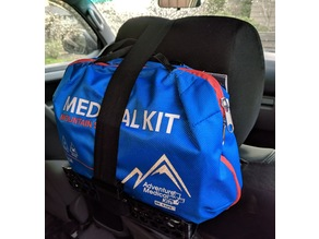 First Aid Kit Headrest Mount