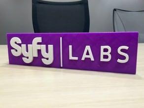 Syfy Labs Logo