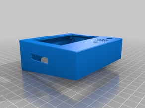 LCD 12864 cover for RAMPS 1.4