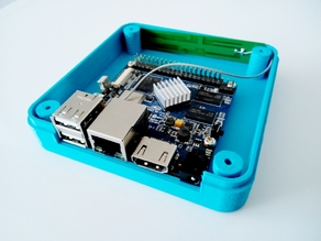 Banana Pi M2 case