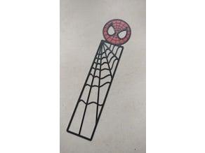 Colorised Spiderman Bookmarks