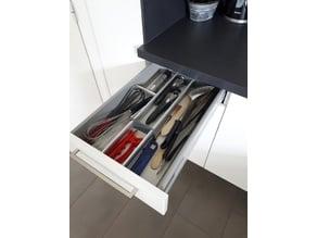 Ikea drawer organiser