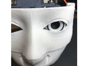 InMoov Raspberry Pi Camera Support