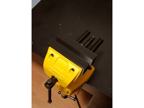 Stanley Multi-Angle Vise Clamp Pad and Jaws