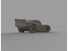 Mcqueen Lightning Cars Posture 2