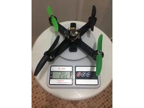 Lightweight 190mm drone frame