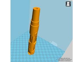 Assembled barrel DT-12 Greedo Blaster