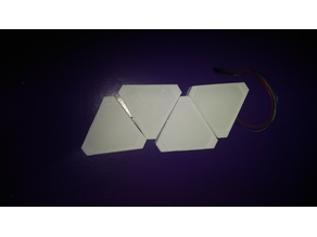 Nanoleaf Light Panel Replica