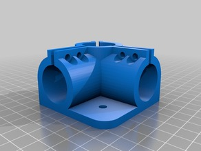 Mostly Printed CNC (IE) -Add On- foot