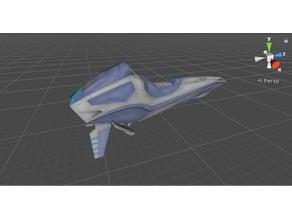 Deathwatch mando speeder (clone wars)