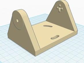 Speaker mounting bracket