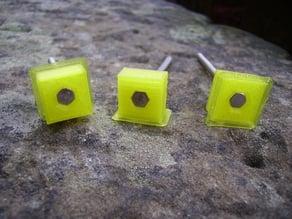 Hex Nut Capture Socket Sizing Calibration