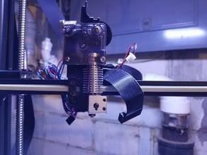 Titan/v6 mount/adapter for the formbot Trex 2 printer