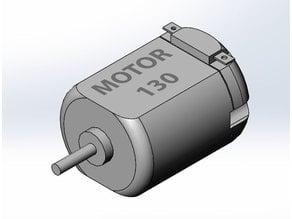 Motor 130 simple model
