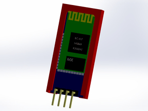 Bluetooth holder module HC 06
