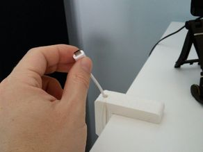 IKEA LINNMON CABLE HOLDER