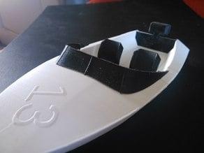 Customizable Motorboat Toy Kit PM88