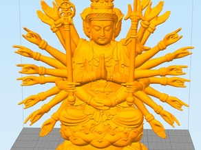 Thousand-Hand Guan Yin
