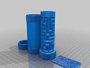 Cylinder Maze Model 1