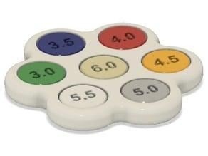 Fidget Spinner Tolerance Tester