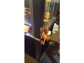 Tool Holder for Prusa IKEA Lack 3D Printer Enclosure