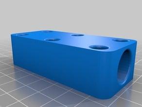 Robo3D R1 Alternative Y Axis Pillow Block