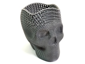 Wireframe Skull - Perfect Edition