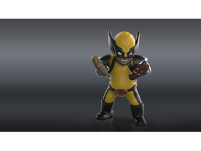 Chubby Wolverine (low res)