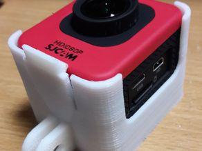 SJcam M10 case with mount