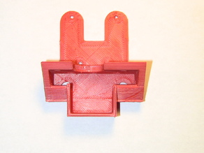 E3D extruder mount for TubularBot and Prusa i3