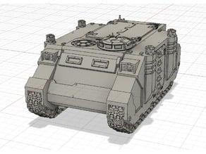 Sdkfz 113 Ausf. 4dk redux