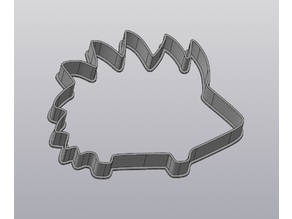Hedgehog cutter