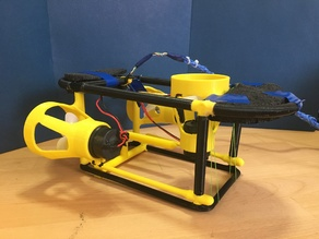 Open Robotics, SeaPerch 2018 ROV, The Keepers, Beacon V4.1