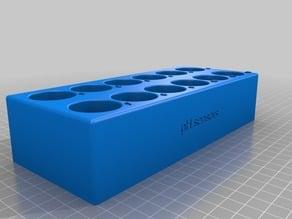 pH sensor rack