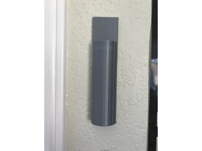 Wall-mounted (BluTack) Tool Cup/Storage